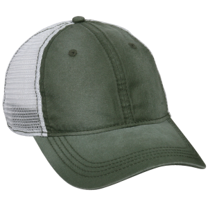 Platinum Series Pigment Dyed Mesh Back Baseball Cap