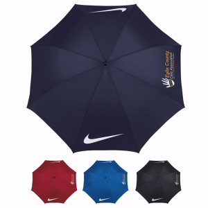 "Nike® 62"" Windproof Golf Umbrella"