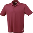 Moreno Text Micro Short Sleeve Polo - Men's