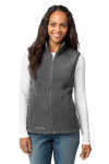 Eddie Bauer® - Ladies Fleece Vest.