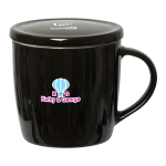 Piccolo 350 ml. (12 oz.) Coffee Mug With Lid