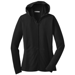 Port Authority® Ladies Modern Stretch Cotton Full-Zip Jacket