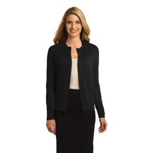 Port Authority® Cardigan Sweater - Ladies