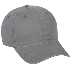 Low Profile, Soft Buttery Twill Cap Ladies Fit