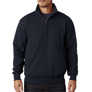 Champion® Adult 9 oz. Double Dry Eco® Quarter-Zip Pullover